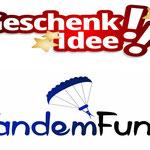 Fallschirm Tandemsprung Geschenk Gutschein