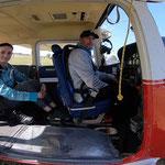 Fallschirmspringen Oberbayern