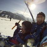 Geschenk Idee Fallschirmspringen Zell am See