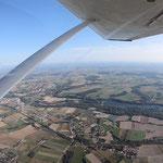Fallschirmspringen Bayern