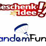 Regensburg Fallschirmspringen Geschenk Weihnachten