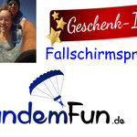 Fallschirmsprung Österreich Tandemsprung Kundl