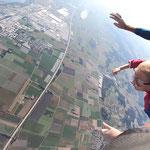 Fallschirmspringen Geschenk Gutschein