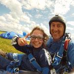 Fallschirmspringen Waldmünchen Tandemsprung
