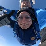 Fallschirmspringen Zell am See Geschenk Idee