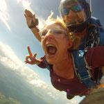 Fallschirmspringen Wiesenfelden