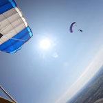 Fallschirmspringen Ansbach Rothenburg ob der Tauber