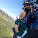 Fallschirm Tandemsprung Landshut