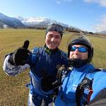 Fallschirmspringen Zell am See Geschenkgutschein