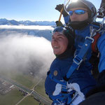 Fallschirmspringen Zell am See Geschenk Gutschein