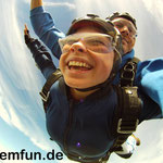 Fallschirmsprung Geschenk Gutschein Straubing