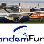 Fallschirmspringen Waldmünchen Geschenkgutschein