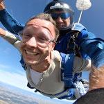 Fallschirmspringen Wien Geschenkidee