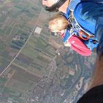 Fallschirmspringen Deggendorf Bayern