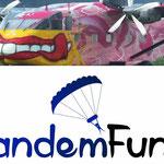 Fallschirm Tandemsprung Klatovy