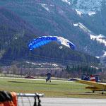 Fallschirmspringen Zell am See Gutschein