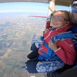 Fallschirmspringen Geschenk Weihnachten