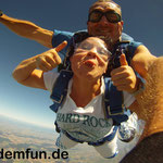 Oberpfalz Tandemsprung Amberg Sulzbach