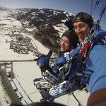 Geschenkidee Fallschirmspringen Zell am See