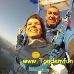 Fallschirmspringen Tandemsprung Fromberg