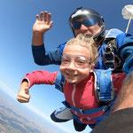 Geschenk Idee Fallschirmspringen Waldviertel