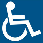 Etablissement accessible pour personne à mobilité réduite