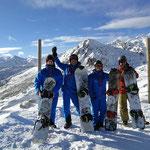 Die Snowboard Crew