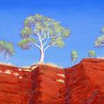 Karinjni Oil on Canvas 100 x 200 cm