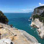 trekking Isola Palmaria