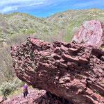 cava di diaspro preistorica, Maissana