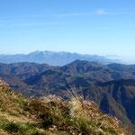 panorama Monti Liguri