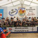 2017: 50 Jahre Blaskapelle Niedermirsberg