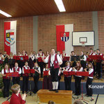 2005: Konzert des Musikverein Pretzfeld zusammen mit dem Musikverein Ebersbach