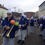 2016: Faschingszug Ebermannstadt