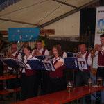 2009: Ausflug des Musikvereins nach Fichtelberg