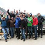 2017: Wochenendausflug Mayrhofen