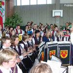 2006: Konzert des Musikverein Pretzfeld zusammen mit dem Musikverein Bretzfeld