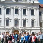 2012: Ausflug nach Tschechien