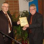 2008: 25 Jahre Musikverein Pretzfeld - Musikverein Pretzfeld wird Ehrenmitglied beim Musikverein Bretzfeld