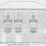 ¿Año? Fachada del Palacio de Villatorre a la Calle Santa Clara