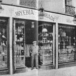 1913 Joyería Losada en el número 25