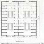 1840 Proyecto de Antonio Zabaleta para el Mercado de Atarazanas