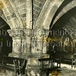 1910 Interior de la iglesia del Cristo
