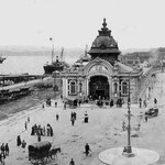 c.1910 Estación de la Costa