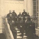 1900-1920 Escalinata interior del Palacio Episcopal