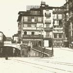 1901 Puente de Vargas desde La Ribera