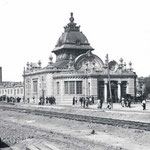 1920 Estación de la Costa