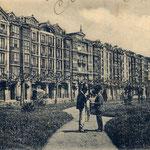 1900 Calderón de la Barca desde el suroeste