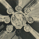 ¿Año? Clave de la bóveda de la desaparecida Capilla de Santiago