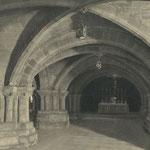 1933 Interior de la iglesia del Cristo
